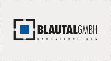 Ulms Kleine Spatzen –Race Across America –Unsere Sponsoren, Blautal GmbH Bauunternehmen