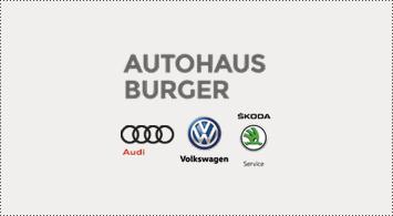 Ulms Kleine Spatzen –Race Across America –Unsere Sponsoren, Autohaus Burger