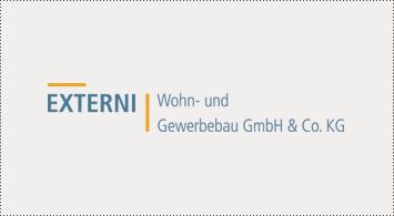 Ulms Kleine Spatzen –Race Across America –Unsere Sponsoren, Externi Wohn- und Gewerbebau GmbH & Co. KG