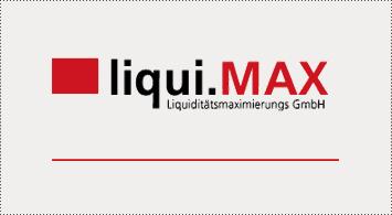 Ulms Kleine Spatzen –Race Across America –Unsere Sponsoren, liqui.MAX Liquiditätsmaximierungs GmbH