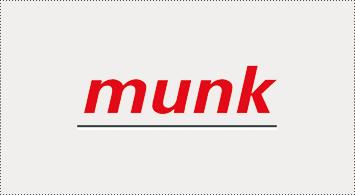 Ulms Kleine Spatzen –Race Across America –Unsere Sponsoren, Munk